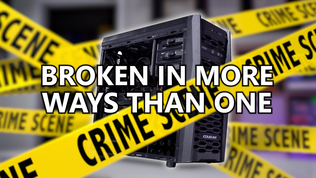 Fixing a Viewer's BROKEN Gaming PC? - Fix or Flop S1:E6