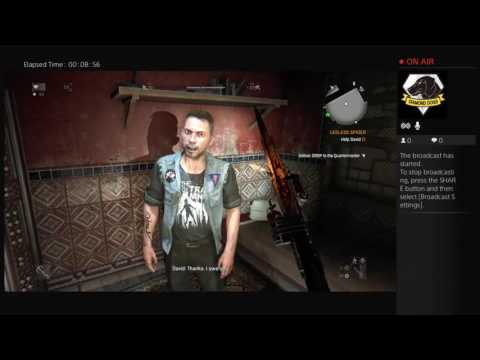 DyingLight Malaysia Broadcast Live