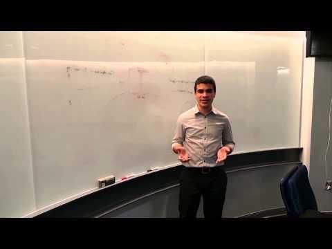 Julio Chavez, University of Florida, talks about Dynetics internship