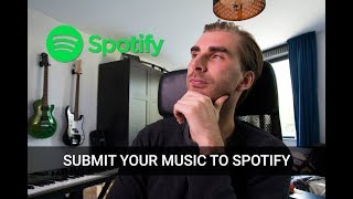Baixar How to Submit Your Music to Spotify Official Playlists