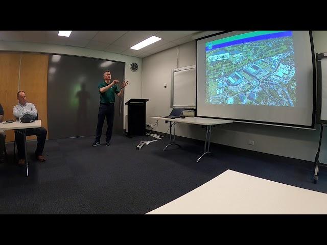 Neil Stubley Presentation 1/4
