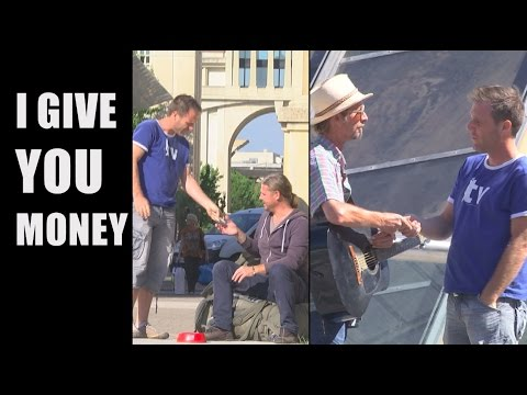 I GIVE YOU MONEY (REMI GAILLARD)