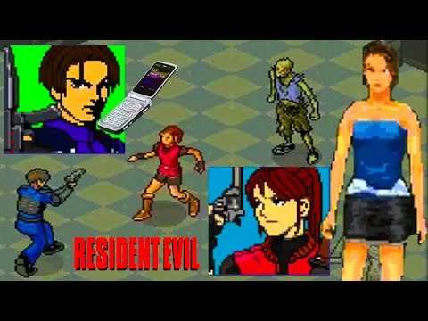 Revisiting Resident Evil Mobile Games