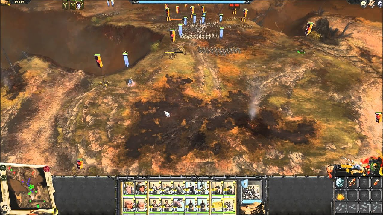 Let's Play Warhammer Mark of Chaos 21 (Best Laid Plans Of ...