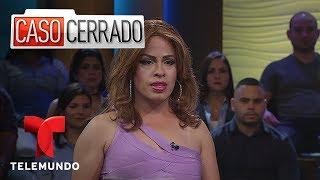 Capítulo: Transexual descarado y doblemoral🚹🛐| Caso Cerrado | Telemundo