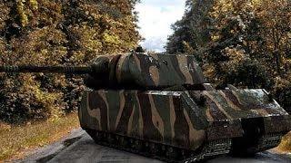 World of Tanks Maus - 8 Kills - 9.9K Damage