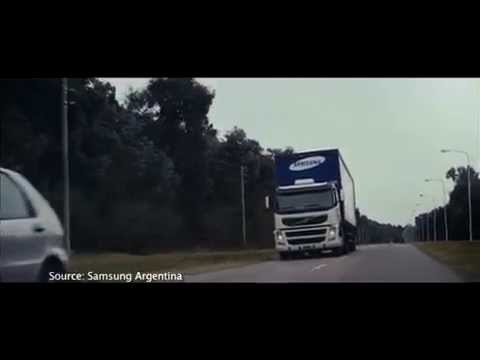 Cars that park themselves  a truck with cameras  YouTube