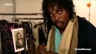 Sydney de Portier over de Ladies of Soul - Zwarte Koffie Tijd - De Dino Show [HD]