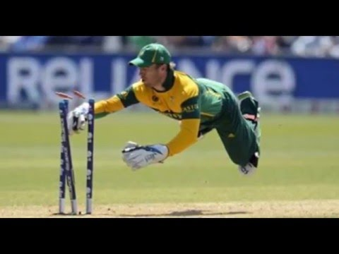 Best fielding in the cricket matches in world cup