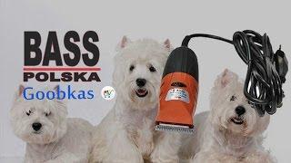 Машинка для стрижки собак BassPolska 8580