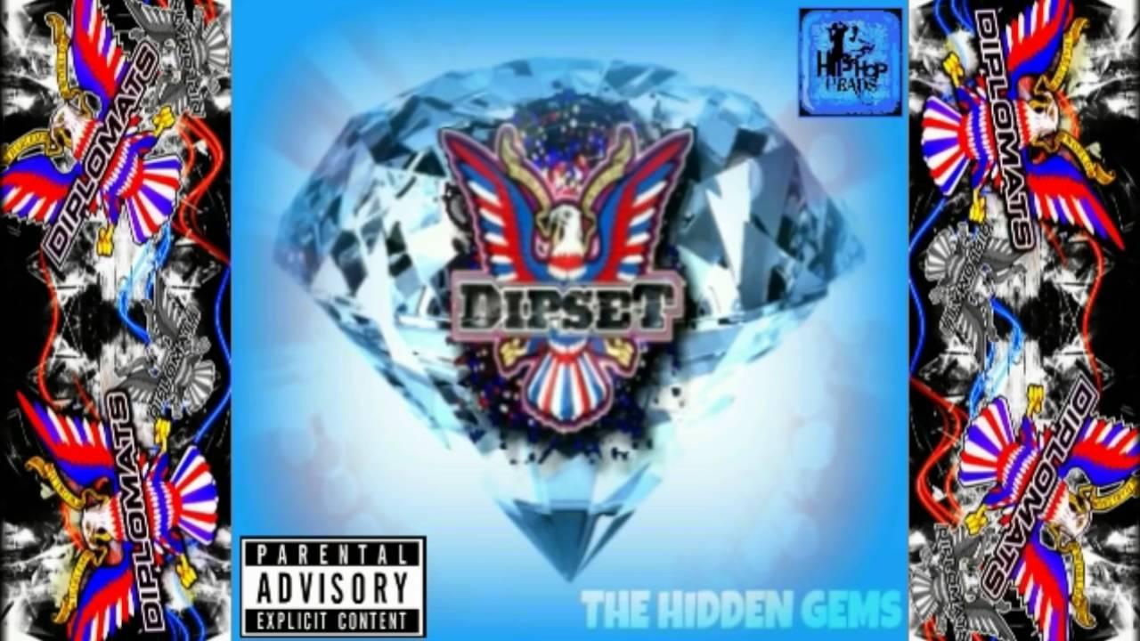 Dipset The Hidden Gems (2015) Mixtape