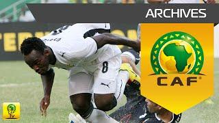 Ghana vs Morocco - Africa Cup of Nations, Ghana 2008