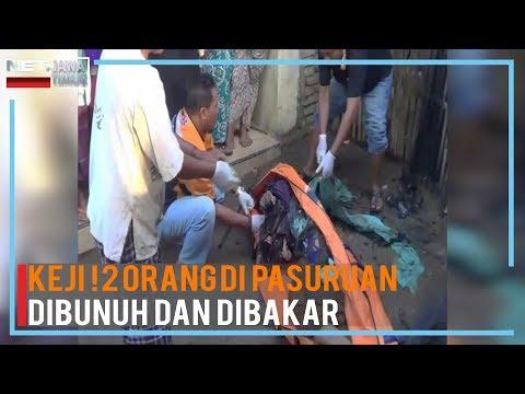 KEJI ! 2 Orang Di Pasuruan Dibunuh & Dibakar - NET. JATIM Mp3