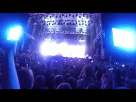 Muse - Supermassive Black Hole | Live at U-Park Festival, Kiev 2016