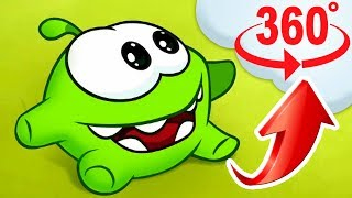 Om Nom Stories - Mysterious House - Find The Hidden Objects in 360 - Kedoo ToonsTV