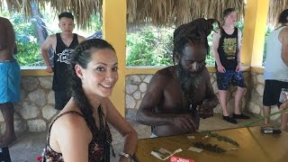 The Blue Hole Dab Session   Getting High in Jamaica   EP 1