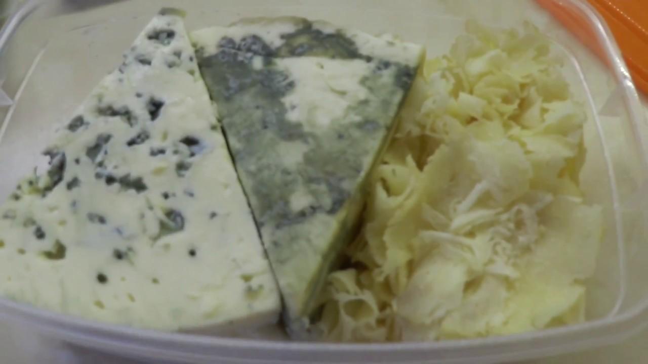 Я ем сыр - YouTube
