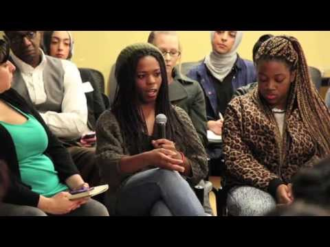 Ferguson and Beyond Teach-in: Student Youth Activists