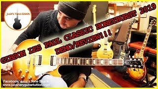GIBSON LES PAUL CLASSIC 2019 - DEMO / REVIEW!!!