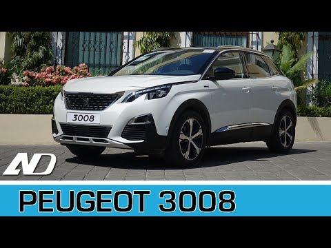 Peugeot 3008 - Primer vistazo en AutoDinámico