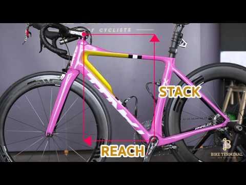 วิธีการเลือกขนาดของจักรยาน  www.BikeTerminal.com