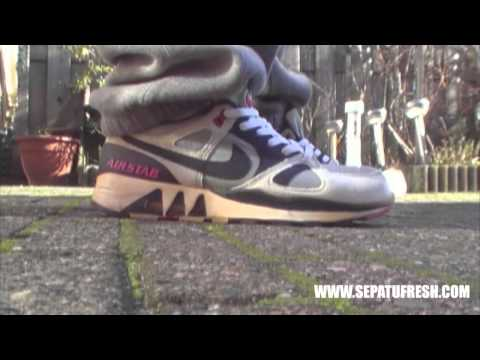OG Nike Air Stab - Vintage A Day To Remember Ep. 1 - SepatuFresh