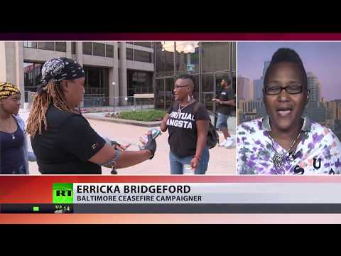 'War-torn zone': Baltimore residents call for 72-hour 'ceasefire' as violence skyrockets