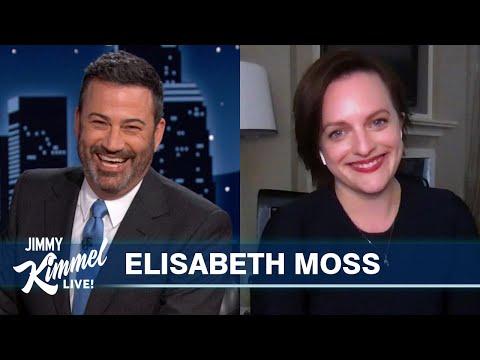 Elisabeth Moss on Deep Dish Pizza Debate, Directing The Handmaid's Tale & Watching Mad Men