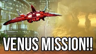 Destiny - FIRST EVER VENUS MISSION!! (Campaign PS4 Gameplay 1080p HD) Part 9