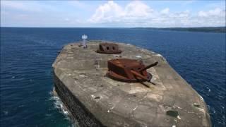 El Fraile Island (Fort Drum), Ternate, Cavite