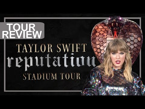 REVIEW || Taylor Swift - Reputation Stadium Tour