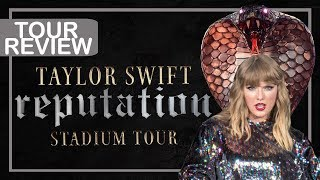 Baixar REVIEW || Taylor Swift - Reputation Stadium Tour