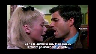 Catherine deneuve y Nino Castelnuovo - Les parapluies de Chebourg