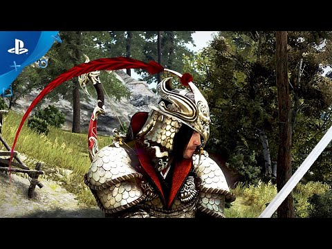 Black Desert | 2 New Classes Gameplay Trailer | PS4