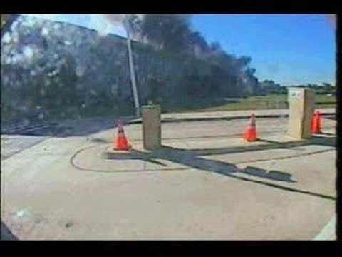 American Airlines Flight 77 Pentagon Crash - Sept. 11, 2001
