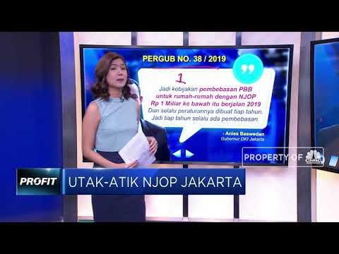 Utak Atik NJOP Jakarta