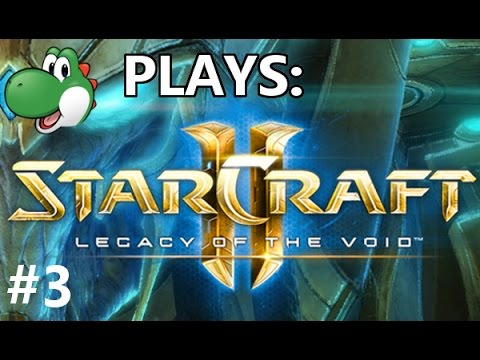 Evil Awoken Brutal Walkthrough - Starcraft 2: Legacy of the Void Prologue #3
