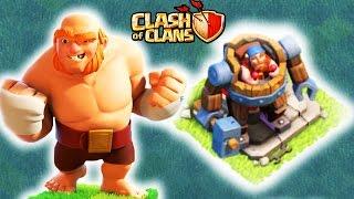 YENİ ASKERLERİ Denedik !! - Clash Of Clans
