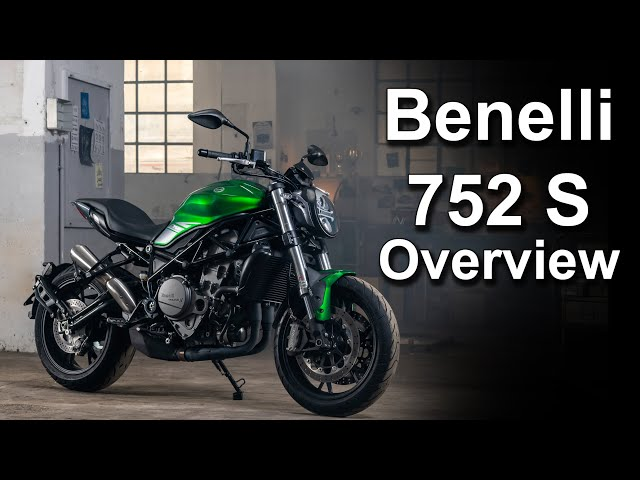 2020 Benelli 752 S Quick Overview - What's on offer? Specs & Oz Pricing