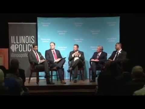 Illinois Policy Institute Panel Discussion Criminal Justice Reform (May 20, 2015)