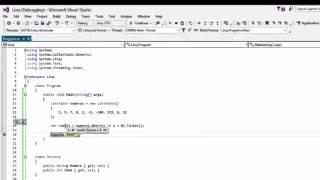 LINQ significa Language Integrated Query. Utilizamos LINQ para, de ...