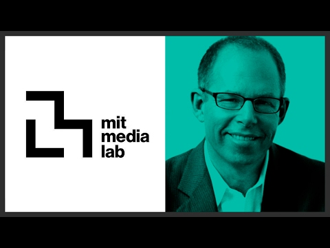 MIT Media Lab Logo - Michael Bierut  |  Logo design & Designer review