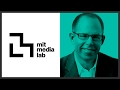 MIT Media Lab Logo - Michael Bierut  |  Logo design & Designer review