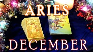 Aries December 2016 Psychic Tarot Reading