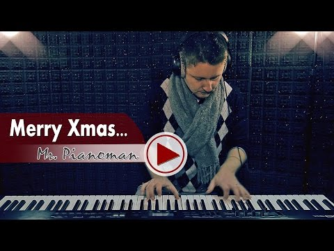 Snow Falls Over The Trees [Christmas Songs]