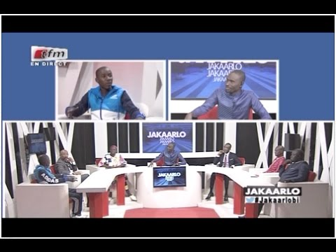 REPLAY - Jakaarlo Bi - Invité : FALLOU DIOUF - 21 Avril 2017 - Partie 2