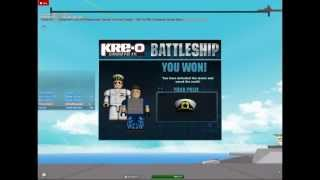 roblox K-REO BATTLESHIP.wmv