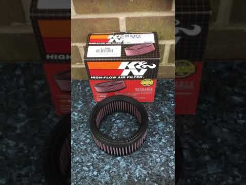 Kuryakyn 9493 hypercharger Pro air cleaner filter element we do hypers too CustomCruiser 01773835666