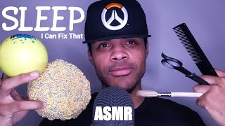 99.9% OF YOU WILL SLEEP TO THIS ASMR - Requested Triggers For Sleep