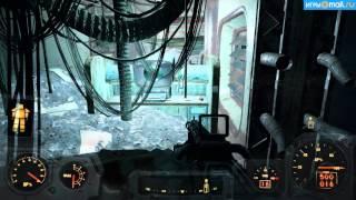 Наколенники свободного падения в Fallout 4